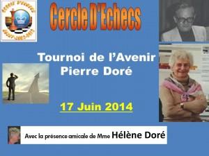 CERSB-Tournoi de l'avenir Pierre Doré - 17 Juin
